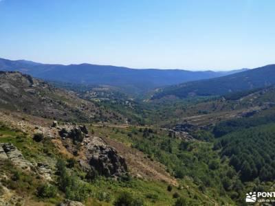 El Ocejón-Reserva Nacional Sonsaz;ruta a pie por madrid pueblos abandonados cerca de madrid piedra